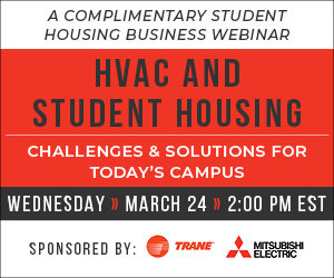 HVAC and Student Housing Webinar